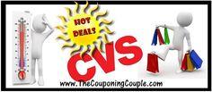 CVS HOT Deals List for 1-19