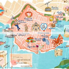 Dubrovnik map to help you explore all of its beauties, entirely personalized to your taste! This is a great addition to a wedding website, especially for destination weddings. Create something timeless as a wedding gift, wedding favor, or just because! Get in touch for more information: emerence@potestad... #PotestaDesigns #croatianwedding #colombia #personalisedmap #map #Dubrovnik #destinationwedding