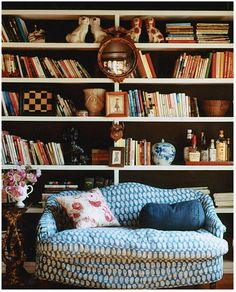 Jessica Buckley Interiors » Patterned sofas