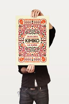 Kimiko by Ivan Petrusevski, via Behance
