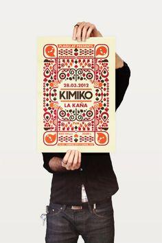 Kimiko by Ivan Petrusevski, via Behance