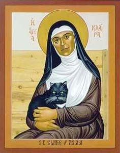 Telling The Stories That Matter: August 11 - St. Clare of Assisi, Poor, Devoted, Obligated