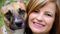 Woman Almost Died When She Was Attacked By A Pit Bull — And Then She Adopted One - The Dodo