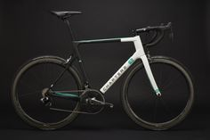 The CHAPTER2 TERE Limited Collection will be available in two colour-ways: White, raw carbon and our signature teal colour, or Raw carbon with more subtle white, teal and a touch of pink.