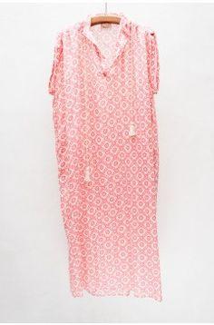 Fontaine Dress - for kickin' around the beach this summer...