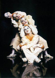 Cirque du Soleil - Clown makeup http://www.SeedingAbundance.com http://www.marjanb.myShaklee.com