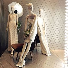 "MAXMARA,Milan,Italy, ""The perfect dress for the modern bride"", pinned by Ton van der Veer."