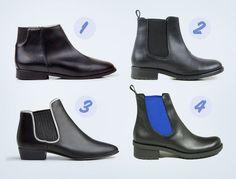 Für alle, die noch auf der Suche nach dem passenden Schuhwerk für Herbst und Winter sind, gibt's hier den ersten Teil eines kleinen Slow Fashion Guides