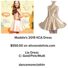 Posting a spam of where to get all the girls clothing from the Kids Choice Awards! Come over and take a look! creds to @dancemomclothin