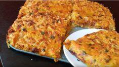 4 zemiaky, 200 g mletého mäsa a syr: Gazdovská zemiaková placka na plechu – za takúto pochúťku vás bude manžel nosiť na rukách!