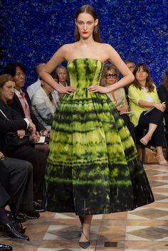 Christian Dior Fall 2012 Couture Fashion Show - Franzi Mueller (IMG)