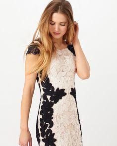 Cornelia Tapework Dress