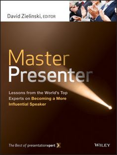 Presenting affects nearly every professional in the workplace learning and performance field, yet time-starved businesspeople often have little time to design slides or rehearse presentations. Eminently practical, the book reveals many of the little used-but-valuable features of  PowerPoint that can save time or enhance slide design. It also explores ways to use the increasingly popular iPad as a presentations tool with detailed guidelines on how to present effectively via the Web.