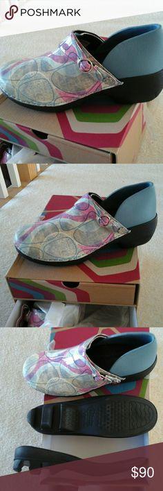 NEW 4EurSole,  Sz7 7.5 New in Box 4EurSole Shoes Mules & Clogs