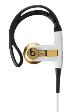 LeBron James x Beats By Dre   Gold Limited Edition Powerbeats