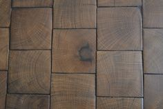 Atelier des Granges (French parquet) - end grain wood block 9 - #677