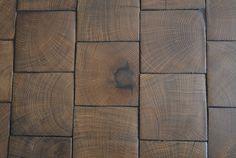 Atelier des Granges (French parquet) - end grain wood block 9 - #677