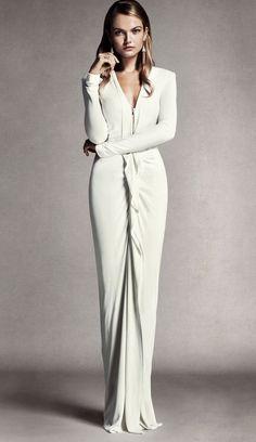 Roland Mouret Debut Bridal Collection at Net-A-Porter > photo 1875067 > fashion picture.