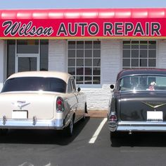 Wilson Auto Repair is a classic car restoration shop in Texas. Call - 972-271-3579