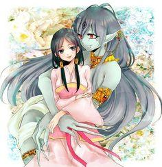 Magi: The Labyrinth of Magic// Ren Koumei and Ren Hakuei