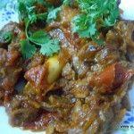 Hyderabadi Gravy Mutton Curry,Lamb Recipes http://yummyindiankitchen.com