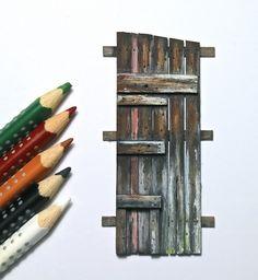 Vom Leben gezeichnet – von Marcel Ackle gebaut: Kleiner Schuppen (Part 54) - WIP