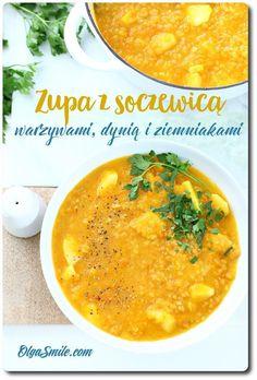 Lentil soup - Soup with lientils