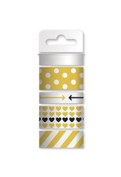 Washi Tape-My Mind's Eye Record It Charmed
