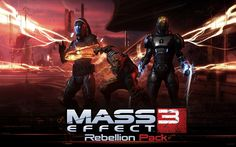 Mass Effect 3: Rebellion Pack pc backgrounds hd - Mass Effect 3: Rebellion Pack category