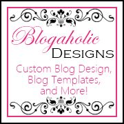 How to Use Backgrounds w/Template Designer - Blogaholic Designs - Custom Blog Design, Premade Blog Templates, Blog Freebies