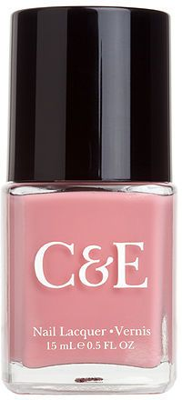 Crabtree & Evelyn Nail Lacquer, Petal Pink 0.5 oz (15 ml)