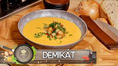 DEMIKÁT! KLENOT SLOVENSKÉ KUCHYNĚ! TO MUSÍTE VYZKOUŠET! - YouTube Thai Red Curry, Cooking, Health, Ethnic Recipes, Youtube, Food, Kitchens, Drinks, Kitchen