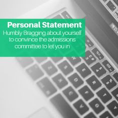 How To Write a Standout Personal Statement Graduate School Speech Pathology