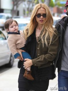 obsessed with rachel zoe and her son
