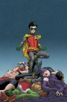 Frank Quitely - Teen Titans