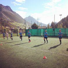 Ritiro in Valtellina