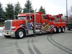 tow truck - http://www.classictowingservices.com