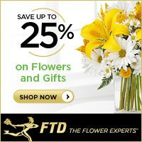 1-800 flowers coupons discount codes