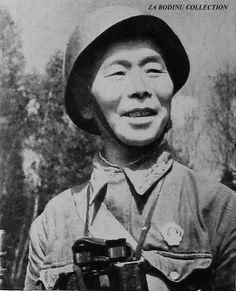 Semen Nomokonov - Soviet sniper
