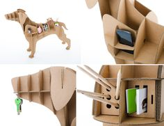 dog-shaped shelves