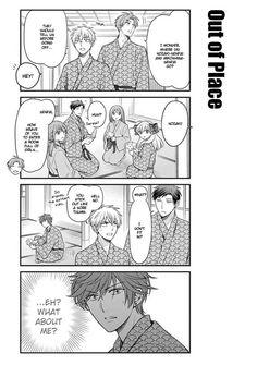 Gekkan Shoujo Nozaki-Kun 47 Page 7......Oh Mikorin -3-