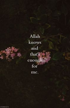Allah is all I need. He is Most Merciful and I will stand before him on the Day of Judgment. Quran Quotes Love, Beautiful Islamic Quotes, Quran Quotes Inspirational, Best Islamic Quotes, Muslim Love Quotes, Islamic Qoutes, Hadith Quotes, Allah Quotes, Sabr Islam