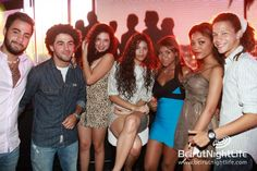 Party with Donner Sang Compter at Skybar