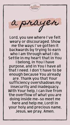 Prayer Quotes, Mom Quotes, Faith Quotes, Life Quotes, Prayer Scriptures, Qoutes, Good Morning Prayer, Morning Prayers, Deliverance Prayers