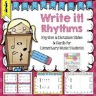 This set of 50 vibrant and colorful rhythm cards and slides will be a great addition to any studio or classroom!   There are several options for us...
