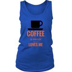 Coffee is PROOF