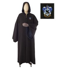 Ravenclaw Robes!! I want a set of these. They look like the best I've seen so far.