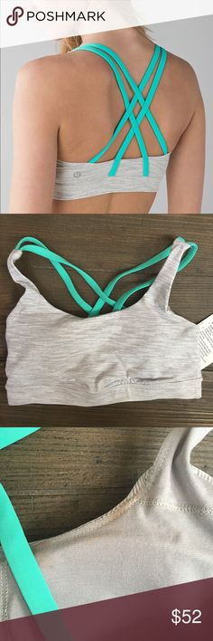 ✨HP 9/22✨Lululemon Energy Bra Brand New With Tags.  Available in Size 2 and 4. Size 4 has makeup marks from store ( probably from customers trying on). Marks are Inside bra not visible from outside (can be washed out-- I just don't want to take tags off for you).  Size 2 is in PERFECT condition.  ✨NO TRADES✨ lululemon athletica Intimates & Sleepwear Bras