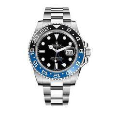 Montre Rolex GMT-Master II : Acier Oystersteel – 116710BLNR