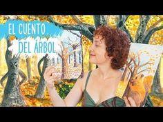 El cuento del árbol que no quería soltar sus hojas: mindfulness para niños I Gemma Sánchez - YouTube